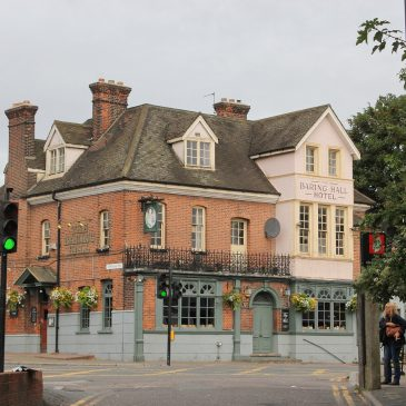 The Baring Hall Hotel