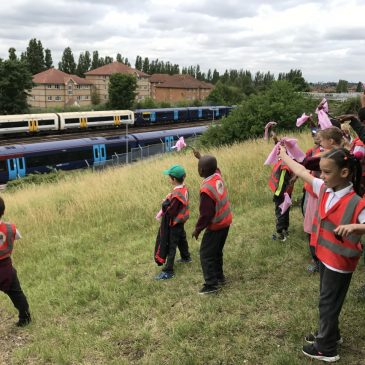 The Railway Children Meet The Famous Five Walk and Ride – Saturday July 20th  11.30am to 3.00pm